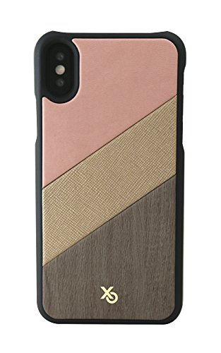 Enamor Case Triptych Collection Compatible for iPhone X & Xs (Beverly Hills)