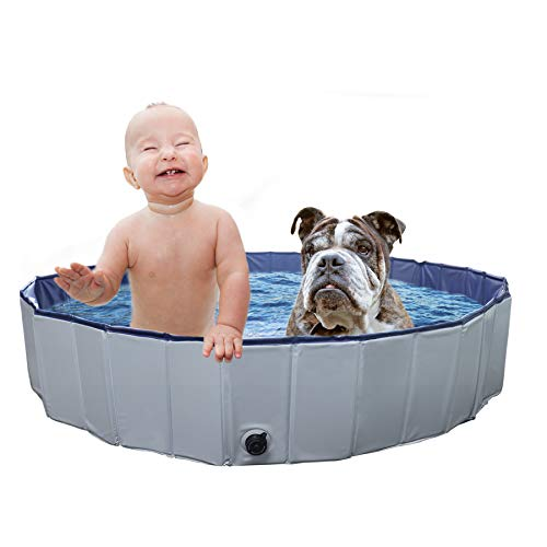 Dog Pool Hard Plastic Dog Swimming Pool
