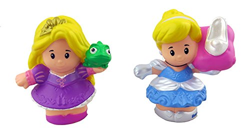 Little People Fisher Price Disney Princess Magical Wand Palace Replacement Figures