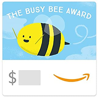 Amazon eGift Card - Busy Bee Award (B01NAFY2DD) | Amazon price tracker / tracking, Amazon price history charts, Amazon price watches, Amazon price drop alerts