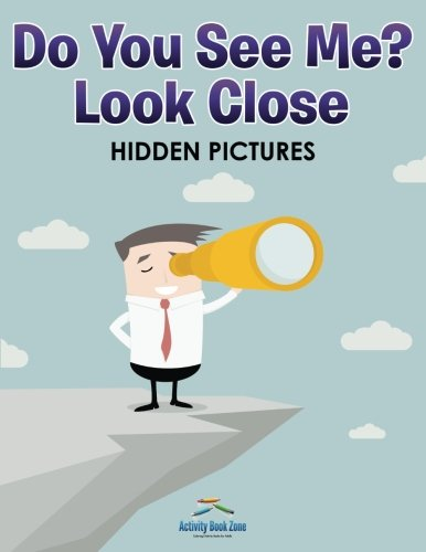 Do You See Me? Look Close -- Hidden Pictures pdf epub