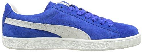 Blue Zapatillas Azul Suede Classic Unisex White Adulto Olympian Puma 64 0UEqwq