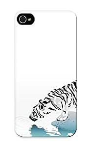 Hot Copjyp-2075-kjzxvtw Case Cover Protector For Iphone 5/5s- Animal Cat/ Special Gift For Lovers