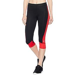 adidas Womens Techfit Gym Capri Tight- M