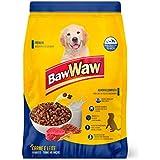 Ração Baw Waw para cães filhotes sabor Carne e Leite 10.1kg