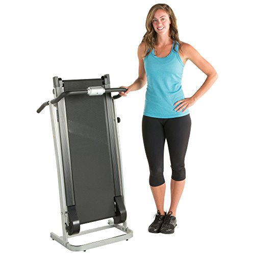 ProGear 190 Manual Treadmill with 2 Level Incline and Twin Flywheels by ProGear (Image #2)