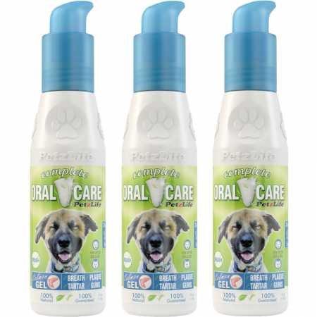 4 oz Petzlife Oral Care Salmon Gel (3 Pack)