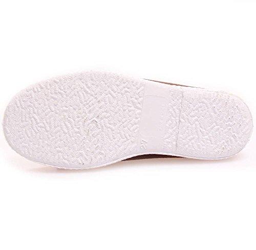 Cienta - Marron - 7802030 - Farbe: Braun-Weiß - Größe: 26.0