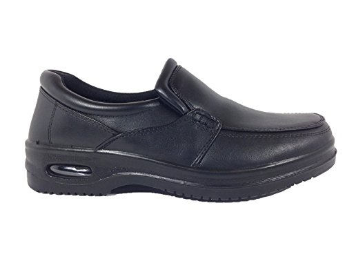 Acco Slip With a Air on Anti Shoes Mens Slip Resistant Working Brix Oil Restaurant xfwpv