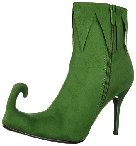 Ellie Shoes Women's 310-CHEER Mid Calf Boot, Green, 8 M US