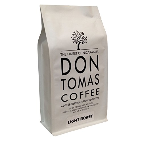 In consideration of Roast (1 LB) Coffee Beans Don Tomas Nicaraguan Coffee - NEW 2017 Harvest