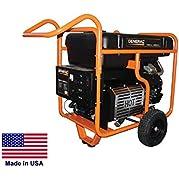 Portable Generator - Coml/Industrial - 17,500 Watt - 120/240V - Electric Start