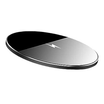 SSSX Cargador Inalámbrico, 15W, Compatible con Android Y ...