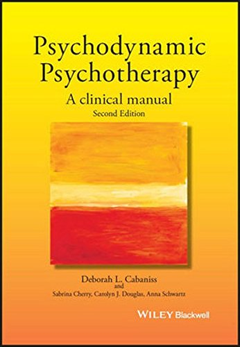 Psychodynamic Psychotherapy: A Clinical Manual by Wiley
