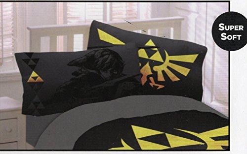 Price comparison product image Zelda The Legend Of Skyward Sword Pillowcases 2 pieces set