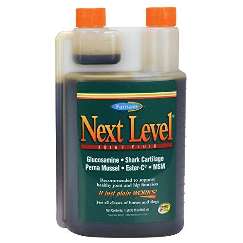 Farnam Next Level Joint Fluid Supplement for Horses, 32 oz - Level Farnam