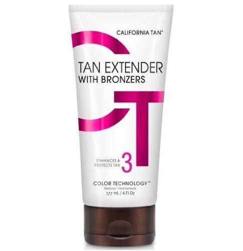 California Tan Tan avec Extender Bronzers 6 oz