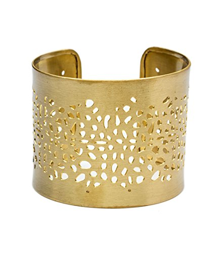 Matr Boomie JMB 454 Viti Cuff, Gold