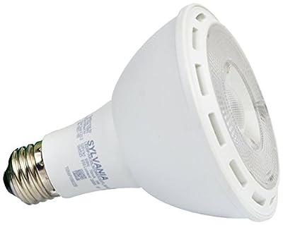 Sylvania 79219 Dimmable 8W LED PAR30 Narrow Flood Bulb
