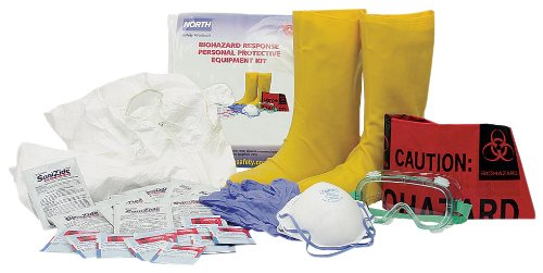 North by Honeywell 130023S Biohazard PPE Kit. Small