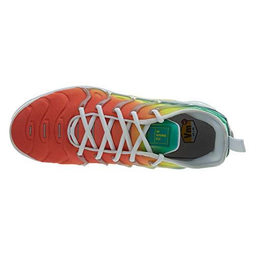 Vapormax Plus 5 yellow Nike green Shoe White Air Us D m Men's 10 EwAqHR