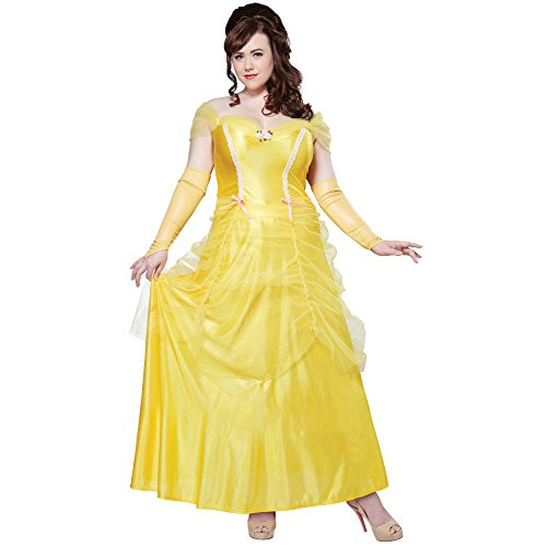 Plus Size Classic Beauty Costumes (Classic Beauty Plus Size Womens Costume -Womens Plus 2X (18-20))