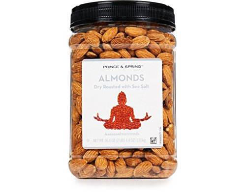 roasted salted almonds bulk - 2