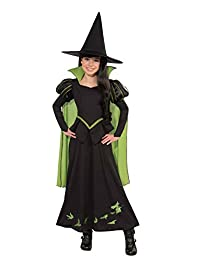 Rubies Costume Co Wizard Of Oz Halloween Sensations Wicked Witch Of The West Costume, Medium, 75th Anniversary Edition