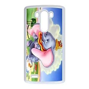 LG G3 Phone Case White Dumbo WQ5RT7509318