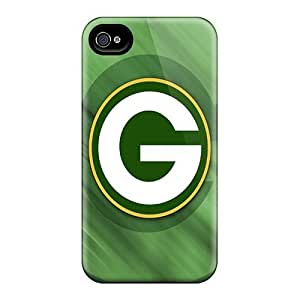 KOKOJIA JTc7024PsaH LyleSelkirk Defender Hard Cases Covers For Iphone 6- Green Bay Packers Hd