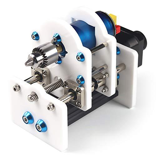 [해외]Festnight EleksMaker Z Axis & Spindle Motor Z Axis Kits Drill Chunk Integrated Set DIY Upgrade Kit for Engraver CNC Router / Festnight EleksMaker Z Axis & Spindle Motor Z Axis Kits Drill Chunk Integrated Set DIY Upgrade Kit for Eng...