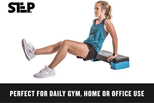 Sistema de Entrenamiento The Step Home Gym para Entrenamiento de núcleo, Fuerza, Estabilidad y Resistencia 7