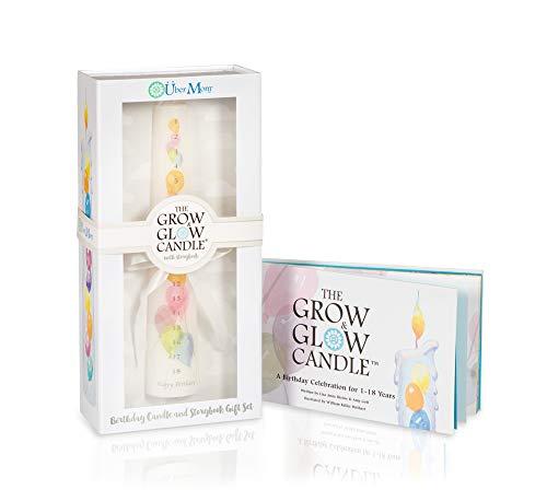 Grow Glow Birthday Candle