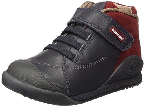Biomecanics 161163-B - Zapatillas para niños, color , talla Antracita/Burdeos (Sauvage/Serraje)