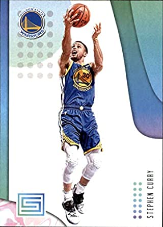 Amazoncom 2018 19 Status Basketball 76 Stephen Curry