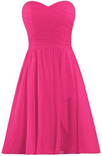 hot pink dress shorts - 8