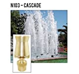 ProEco Display Fountain Nozzles - Cascade Nozzle (3'')
