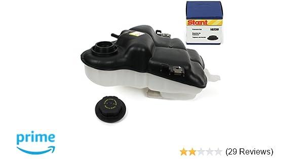 Amazon.com: NEW CNW1034 Engine Radiator Coolant Reservoir Tank: Automotive