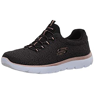 Skechers Women's Summits-Fresh Take Sneaker