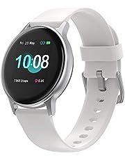 UMIDIGI Smart Watch Uwatch 2S, aktivitet, fitness spårare, klocka med pulsmätare, android smartklocka för kvinnor och män, personlig klocka ansikte sömnmonitor smartklocka stegräknare stoppur för iphone Android Samsung
