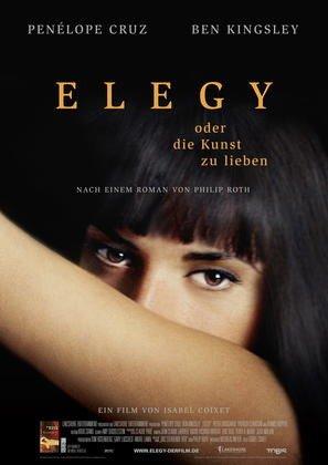 Elegy oder die Kunst zu lieben Film