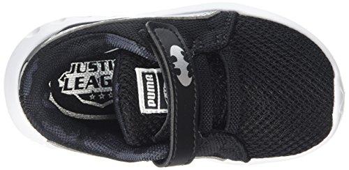 Puma Negro silver Unisex Zapatillas V Inf Carson Niños Jl 2 black ZrqgAZB