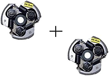 Pocketbike Kupplung Set 3 Backen Fliehkraftkupplung 49ccm Dirtbike Cross Quad Atv Auto