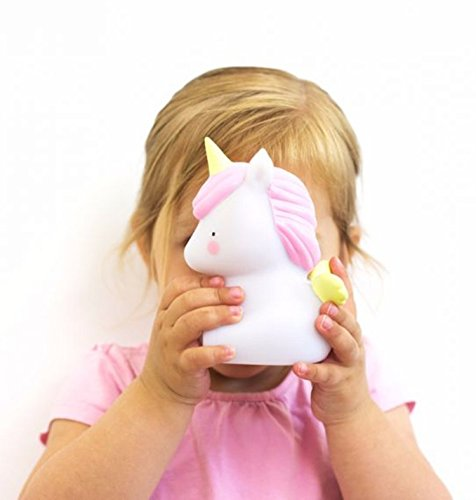 Flying horse unicorn night light by Baby Exclusive (Image #1)