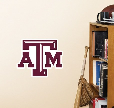 NCAA Texas A&M Aggies Teammate Logo (Texas A&m Decor)