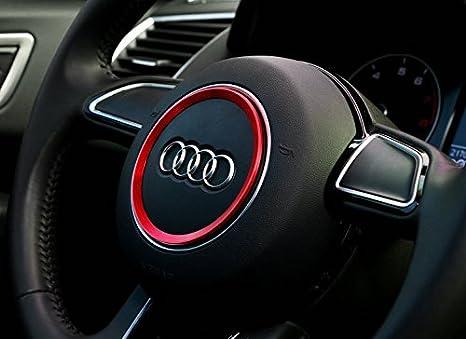 Amazoncom Eppar New Decorative Steering Wheel Cover For Audi S4