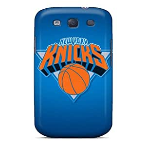 Samsung Galaxy S3 YKf8116xhcV Allow Personal Design Trendy New York Knicks Skin Scratch Resistant Cell-phone Hard Covers -LisaSwinburnson