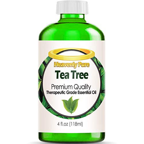 Tea Tree Essential Oil - Huge 4 OZ Bulk Size - 100% Pure Therapeutic Grade - Tea Tree Oil is Great for Aromatherapy