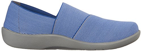 CloudStepper Synthetic Women's Casual Firn Shoe Sillian Clarks Blue CgwZtqP4