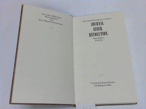 Journal einer Revolution